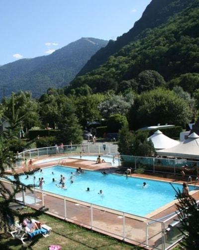 camping pirineo francés | bungalows baratos en la montaña