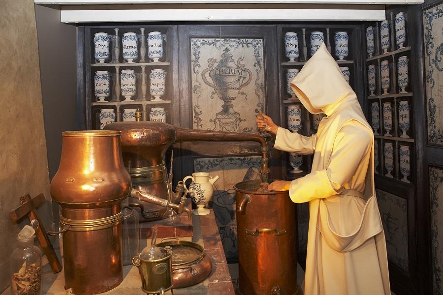 Distillerie des Pères Chartreux à Voiron
