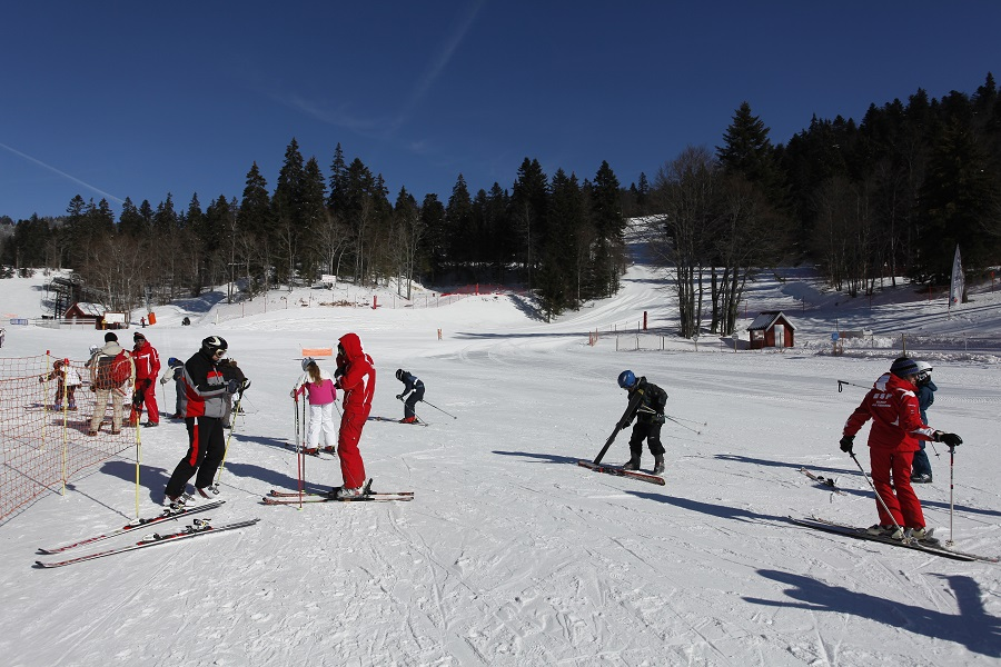 Domaine skiable d'Autrans