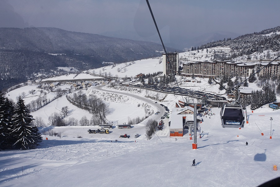 Domaine de ski alpin de Villard-de-Lans