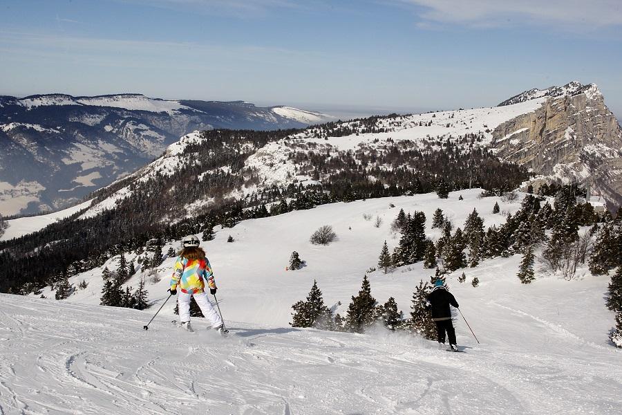 Domaine skiable de la Montagne de Lans