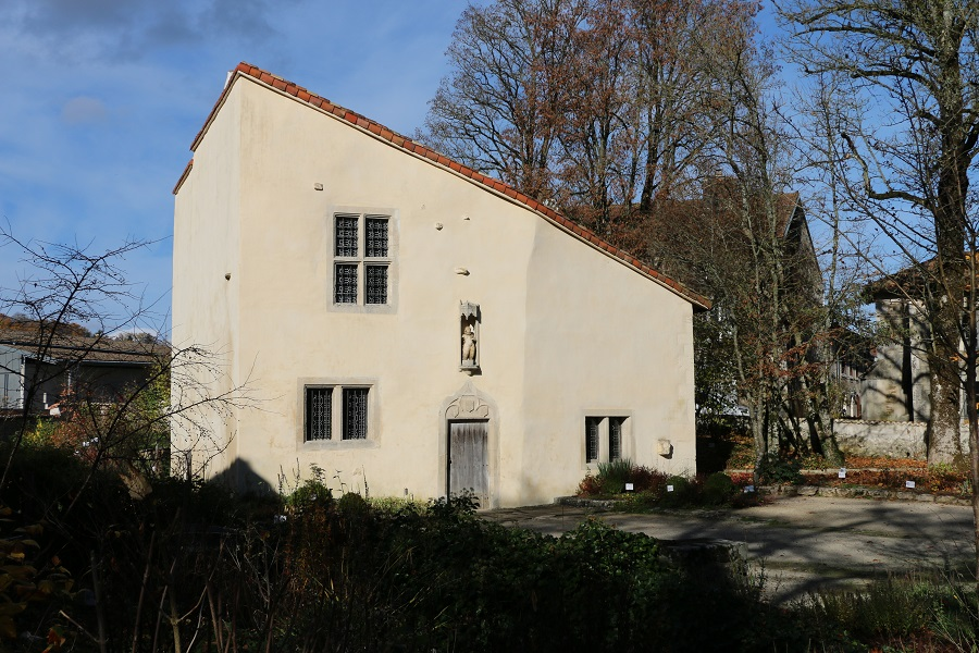 Maison natale de Jeanne d'Arc à Domrémy