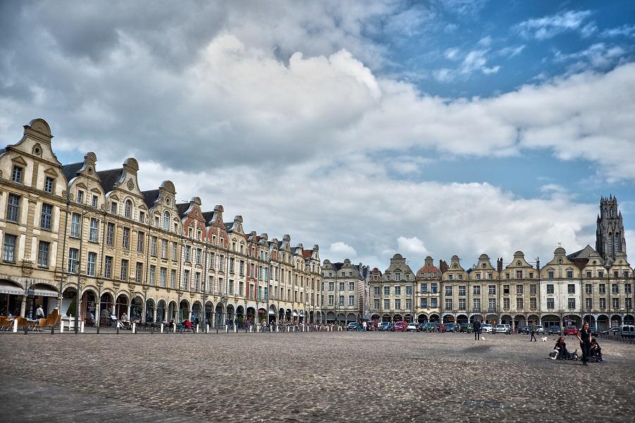 Petite Place d'Arras