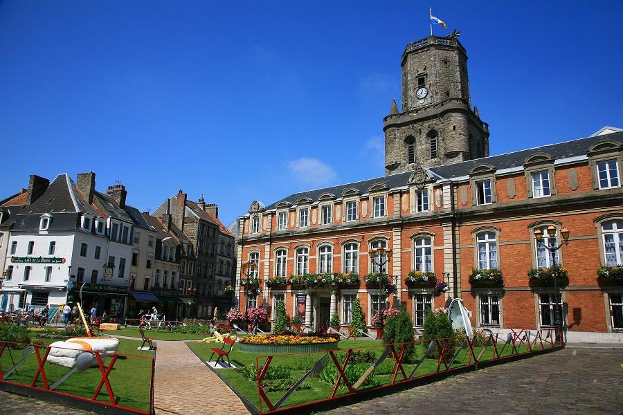 Hôtel de Ville de Boulogne-sur-Mer