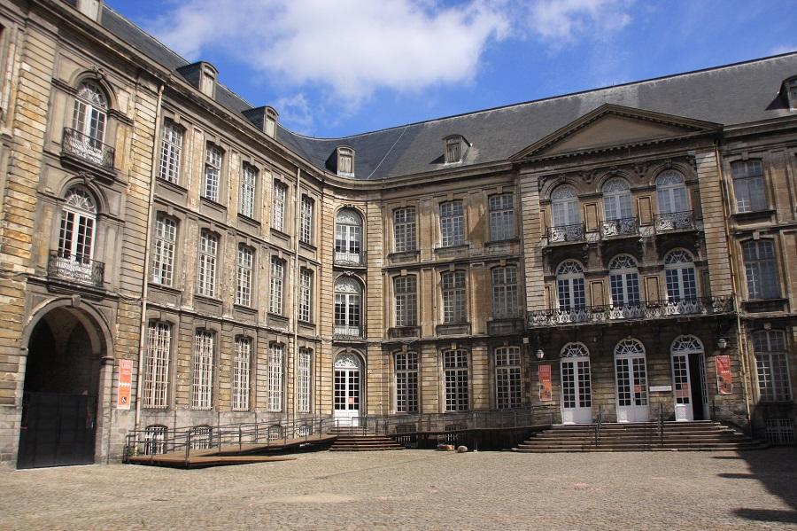 Musée des Beaux-Arts d'Arras dans l'Abbaye Saint-Vaast
