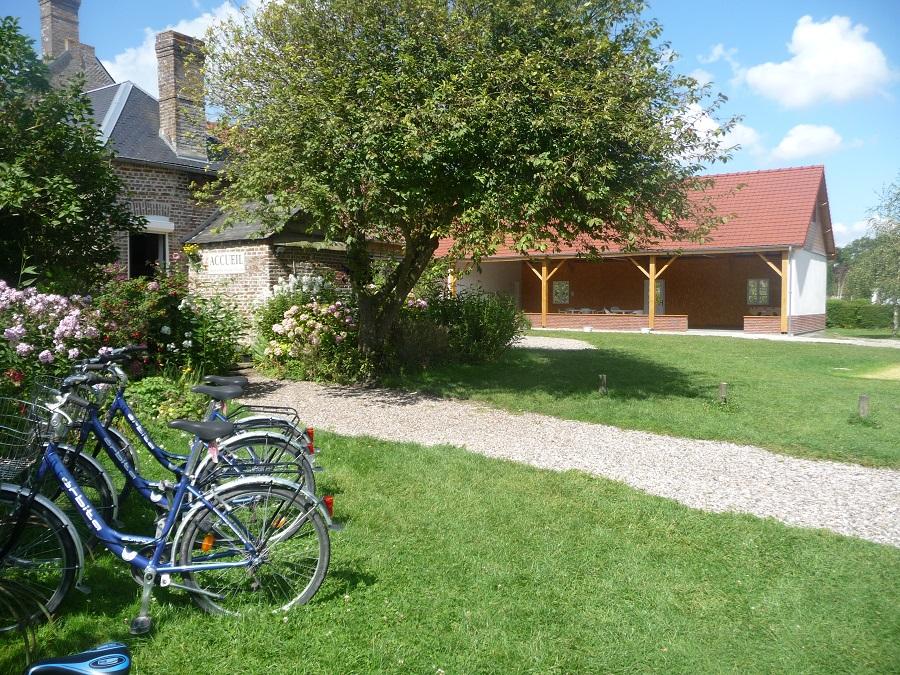 Camping La Safrière à Morlay-Ponthoile