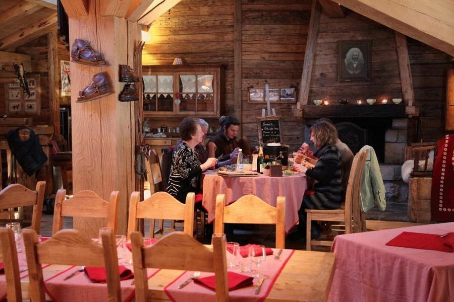 Restaurant du caravaneige L'Escale au Grand Bornand