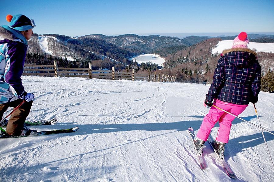 Domaine skiable de La Bresse Hohneck