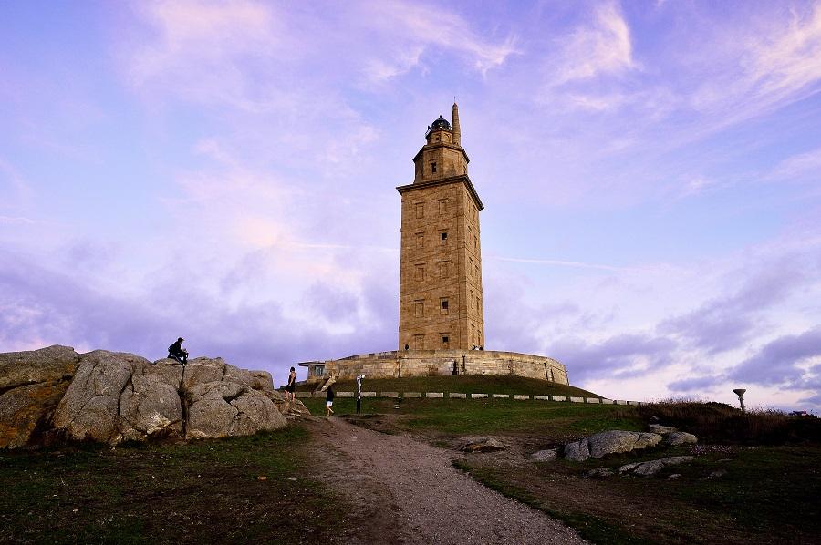 Tour d'Hercule à La Corogne