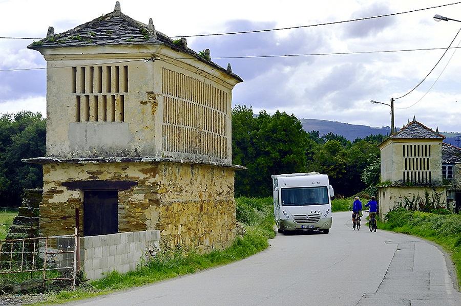 Hórreo galego