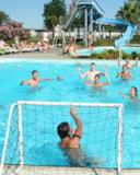 camping avec piscine et parc aquatique