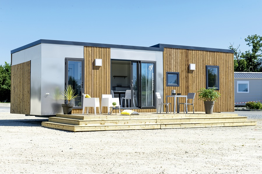 Le mobil-home New Valley de Rapidhome