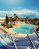 piscine avec parc aquatique