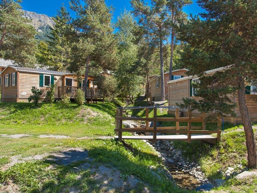 Camping Étoile des Neiges dans les Alpes-de-Haute-Provence