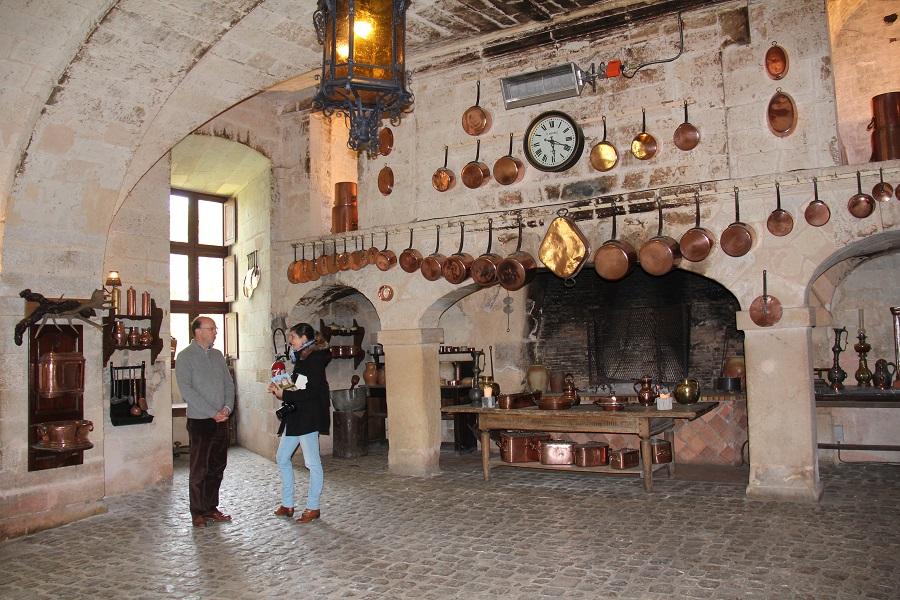 Visites contées du château de Brissac