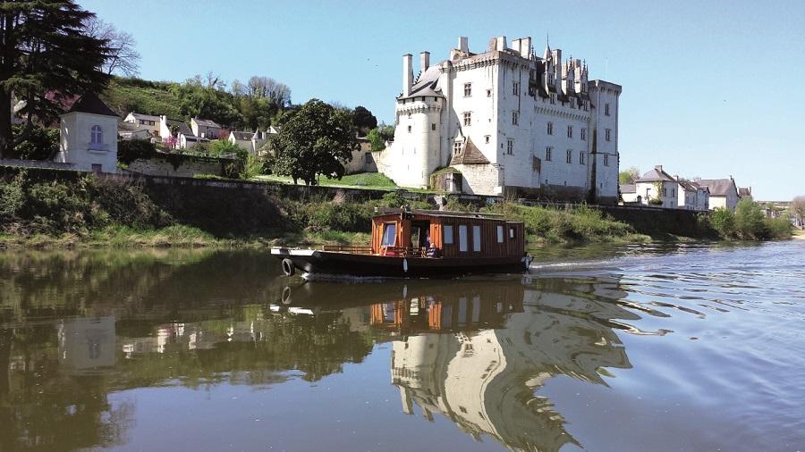 Le château de Montsoreau © Anjou tourisme
