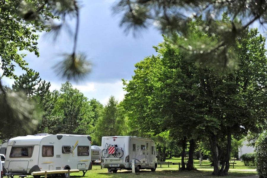 Camping 3 étoiles Le Brabois