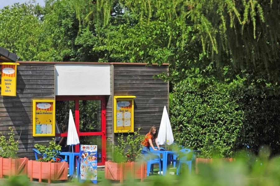 Snack-bar du camping Le Brabois