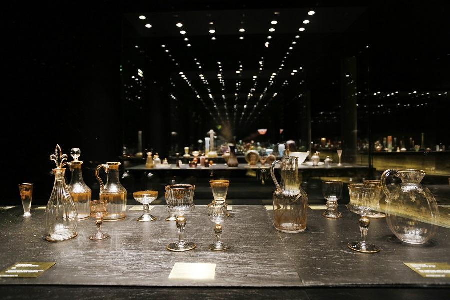 Collection Daum au Musée des Beaux-Arts de Nancy