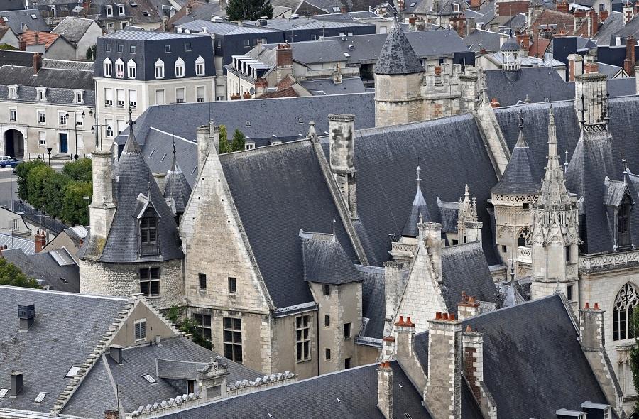 Palais Jacques-Cœur à Bourges