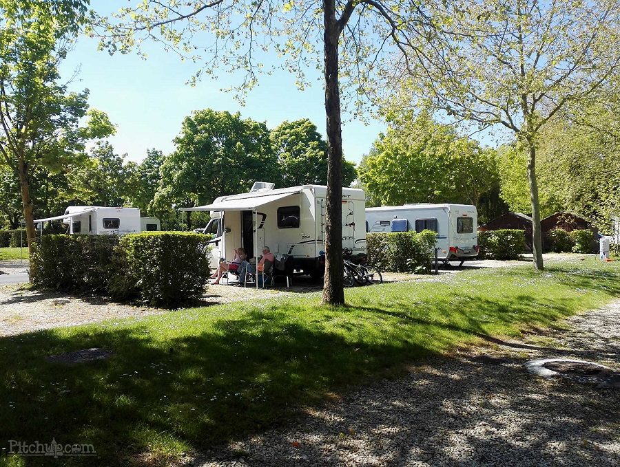 Camping Robinson à Bourges