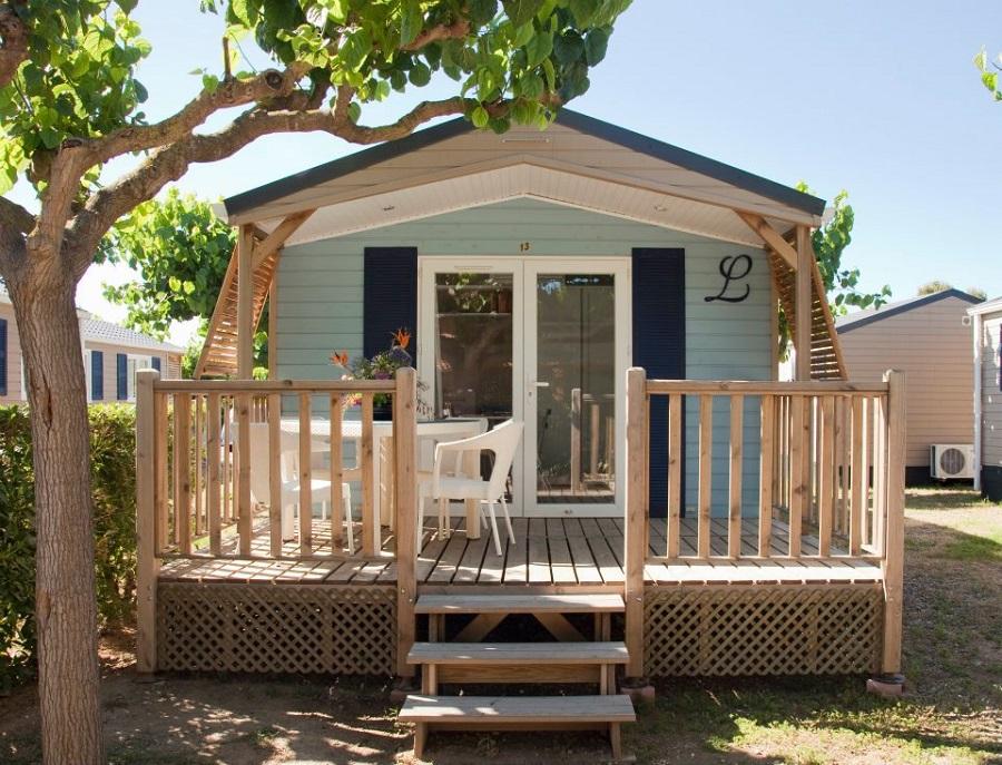 Mobile-home Thalassa au camping Sangulí Salou