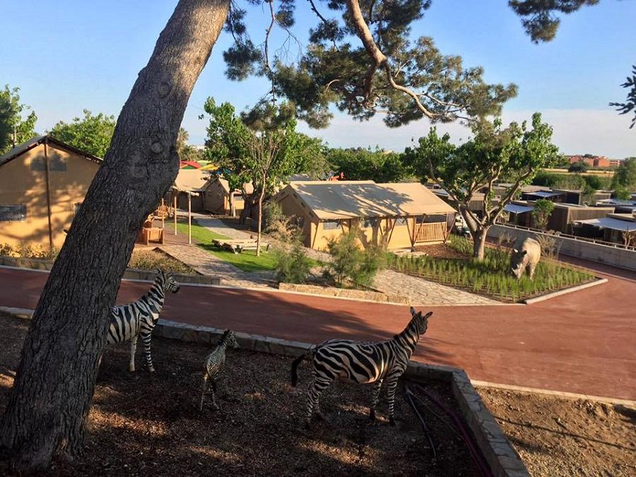 La nouvelle zone Àfrica du Resort Sangulí Salou