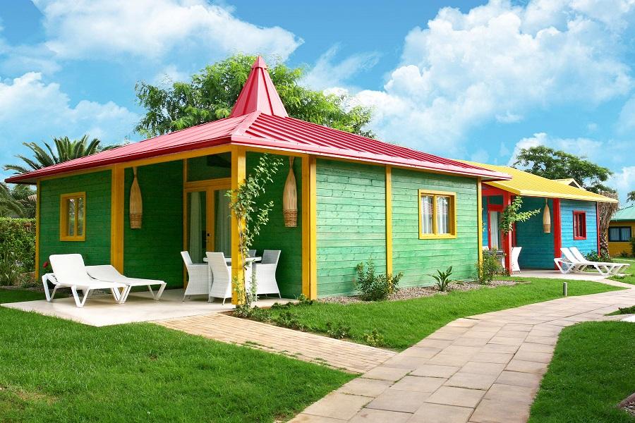 Villas Paradise au camping Sangulí Salou