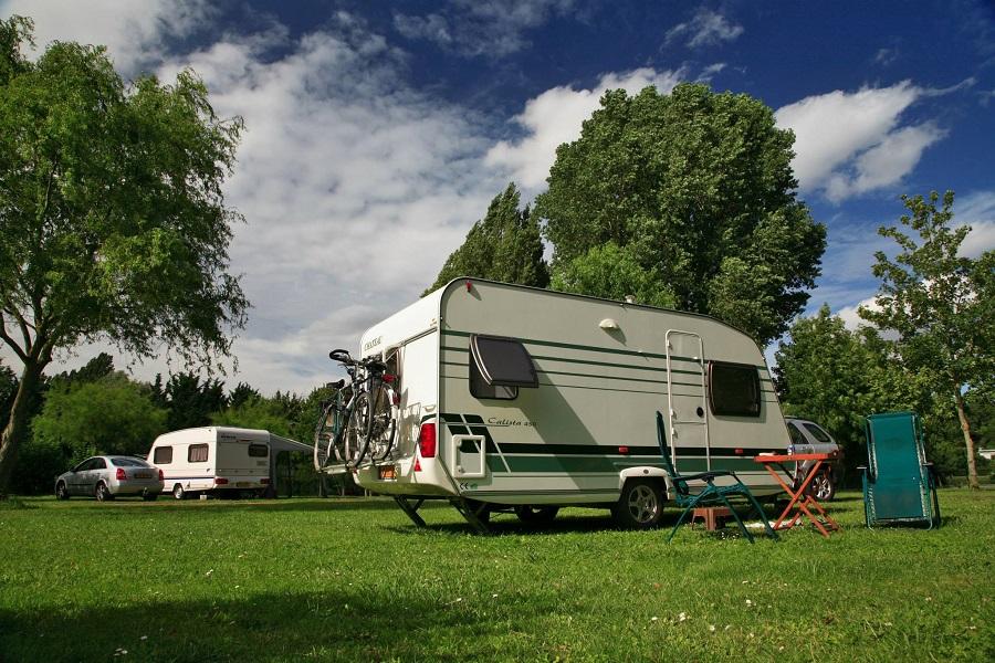 Au camping La Belle Étoile de Melun