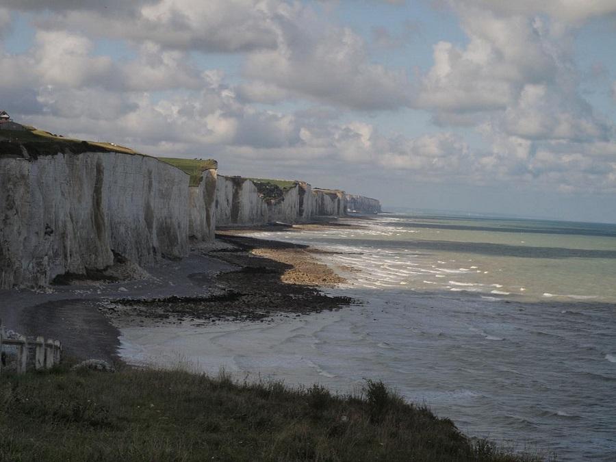 Falaises de la Baie de Somme