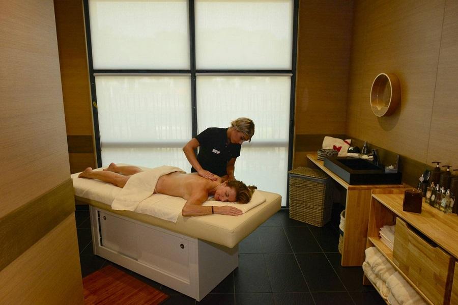 Massage au camping Le Brasilia à Canet-en-Roussillon