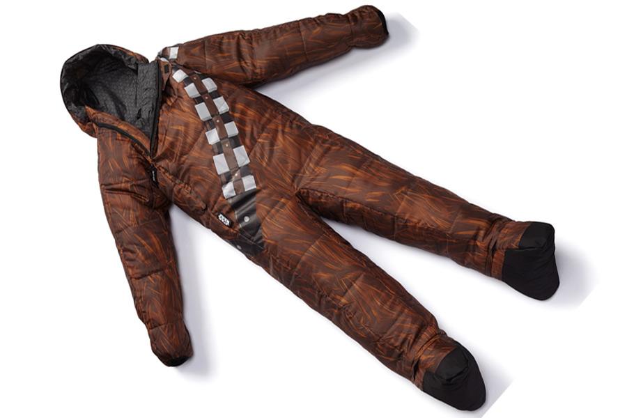 Le sac de couchage Chewbacca