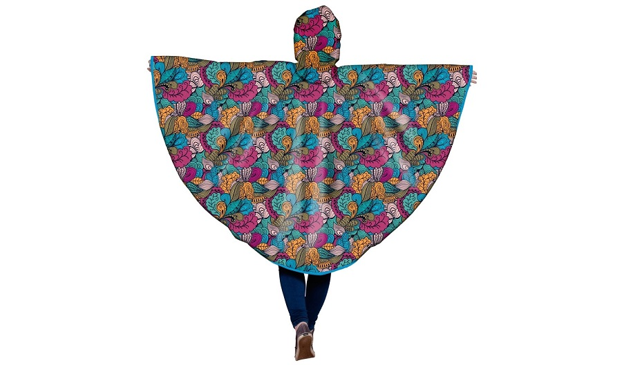 Poncho Field Candy