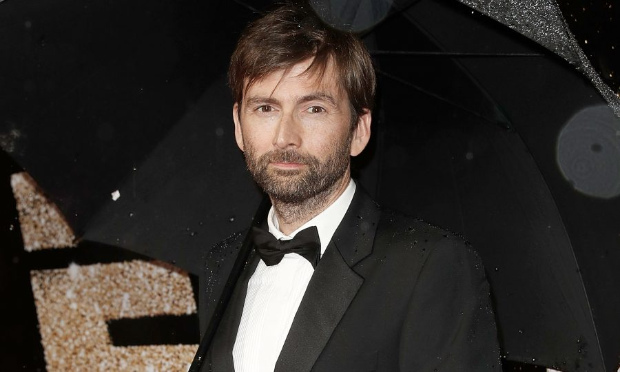 L'acteur anglais David Tennant