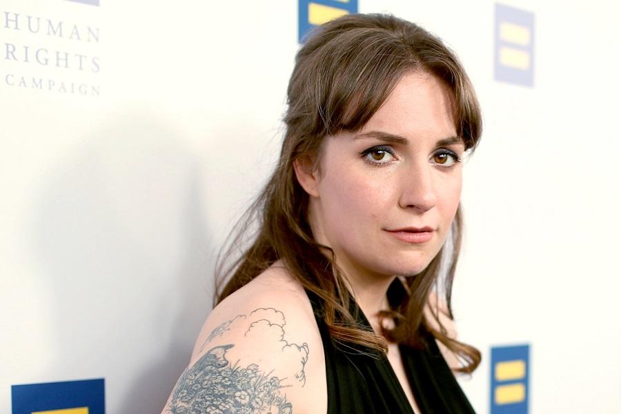 La réalisatrice et comédienne Lena Dunham