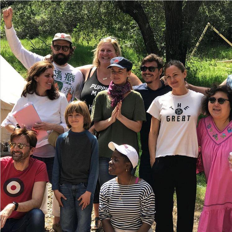 """Le casting de la série américaine """"Camping"""""""