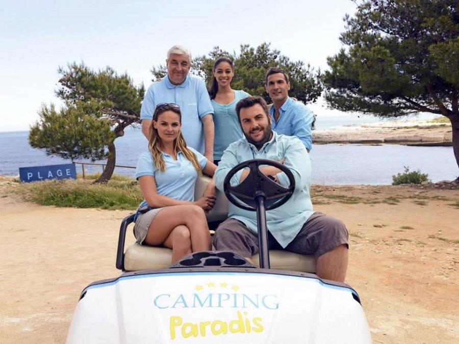 Toute l'équipe de Camping Paradis