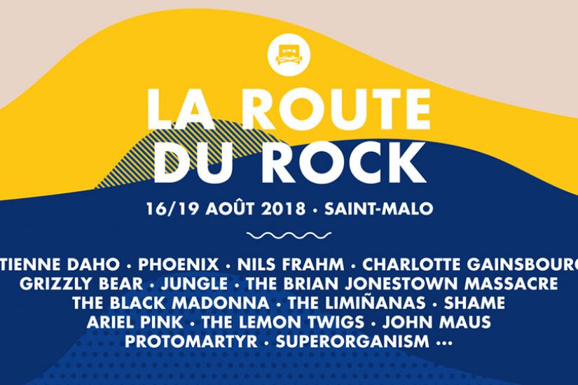 La Route du Rock 2018