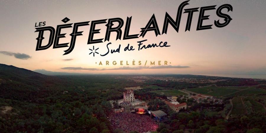 Les Déferlantes Sud de France 2018