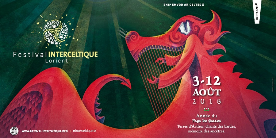 Festival interceltique de Lorient 2018