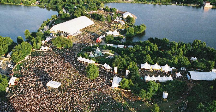Festival Les Eurockéennes de Belfort
