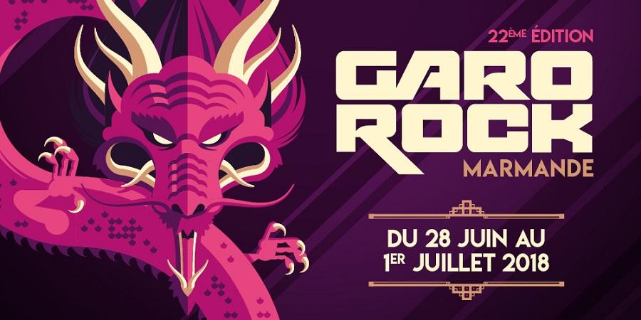 Festival Garorock 2018