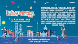 Lollapalooza Paris 2018