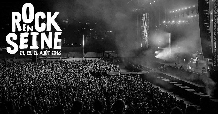 Festival Rock en Seine à Paris