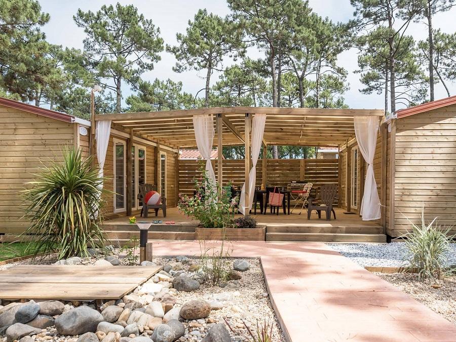 Camping Lous Seurrots 4 étoiles à Contis-Plage