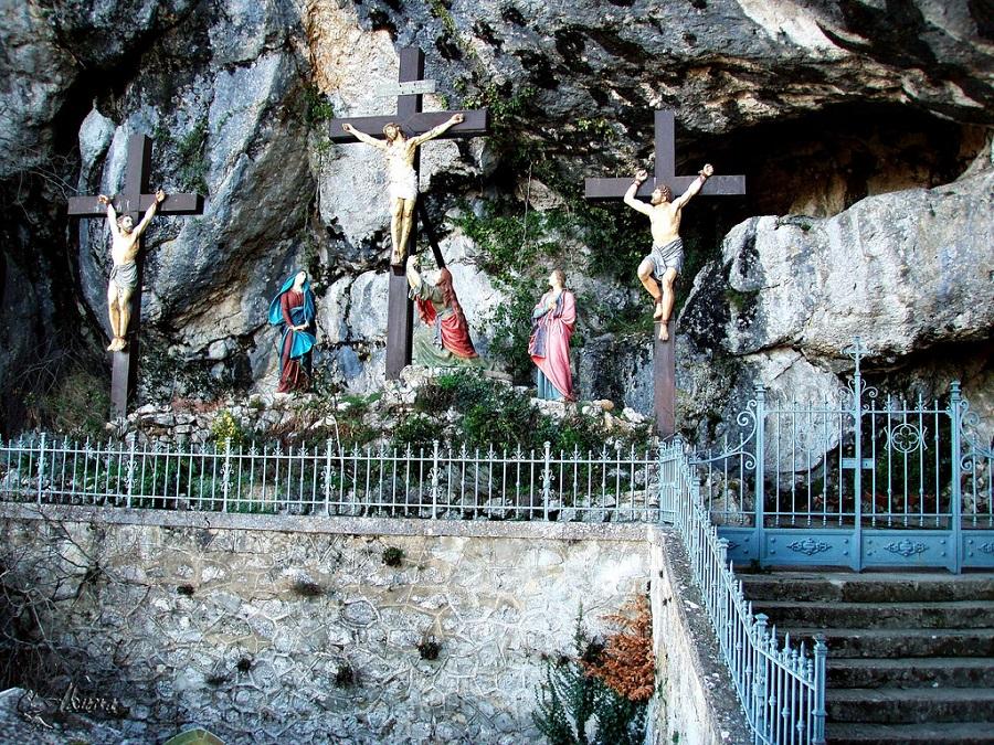 La Sainte Baume, haut lieu de pèlerinage