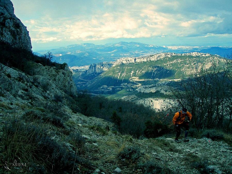 Trail de la Sainte-Baume