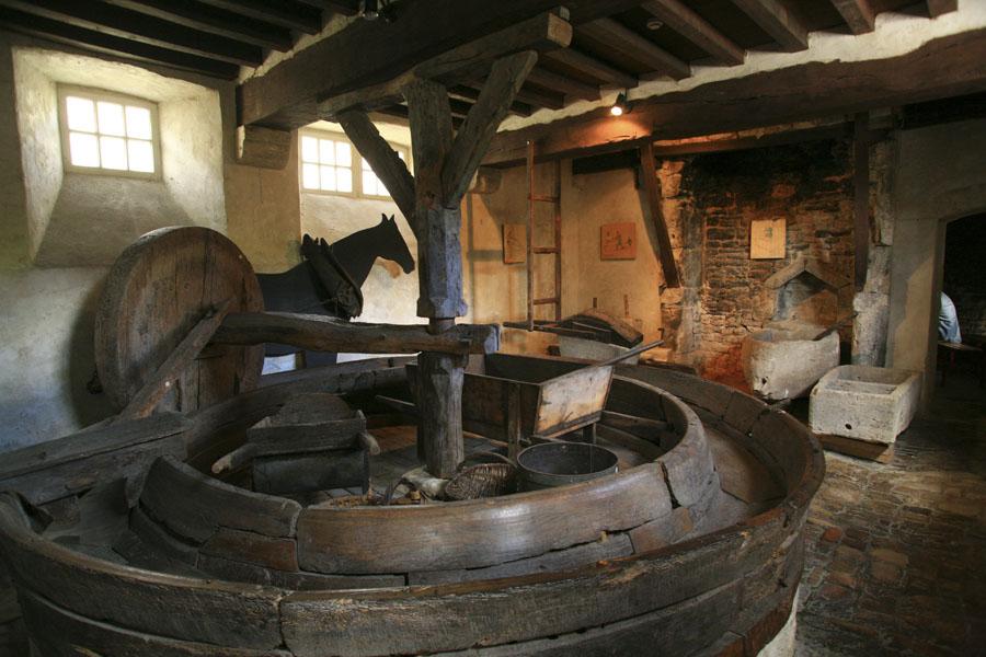 Le Musée Régional du Cidre à Valognes