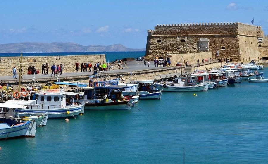 Port de Héraklion