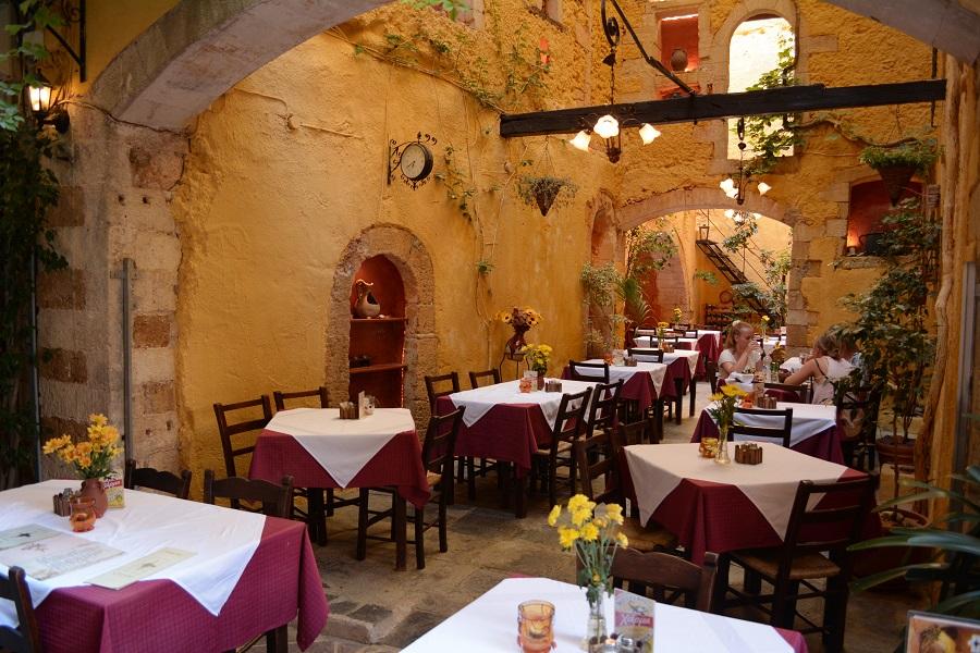 Restaurant à La Canée